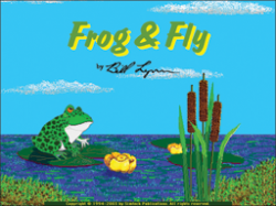 Frog & Fly