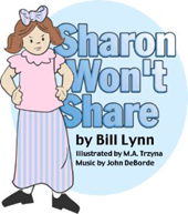 Sharon Won\'t Share